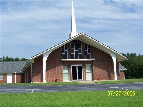 Chulafinnee Baptist Church