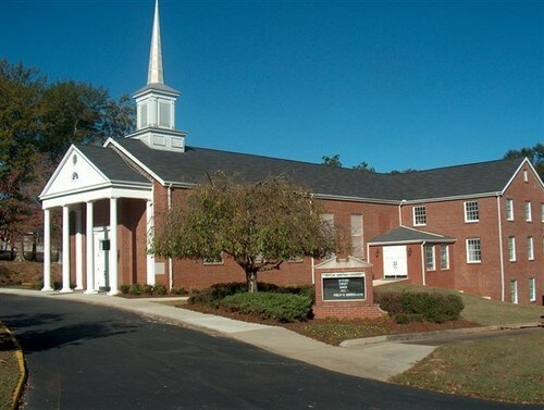Heflin Baptist Church