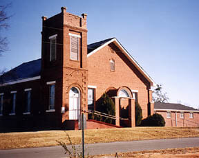 Roanoke First Baptist Church