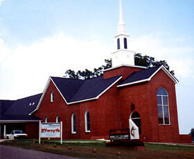 First United Methodist Church of Wedowee