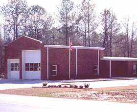 Pell City Fire Station