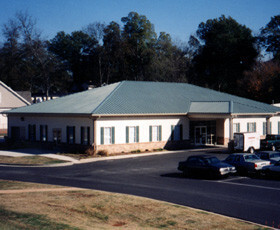 Carrollton Senior Citizen Building